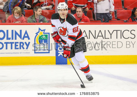 stock-photo-raleigh-nc-nov-new-jersey-devils-right-wing-jaromir-jagr-during-the-nhl-game-176853875