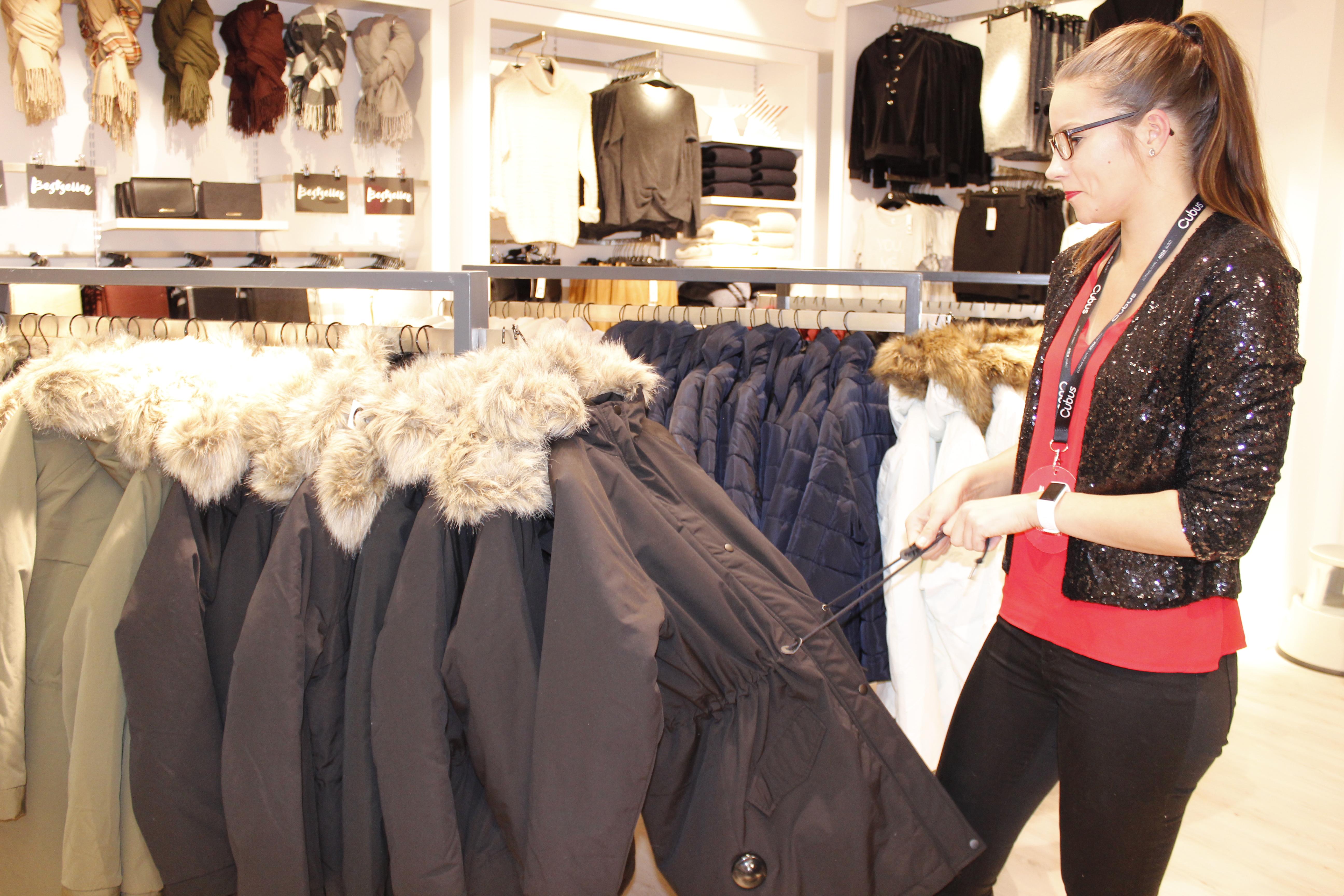 Cubuksessa takit ovat perjantaina puoleen hintaan.
