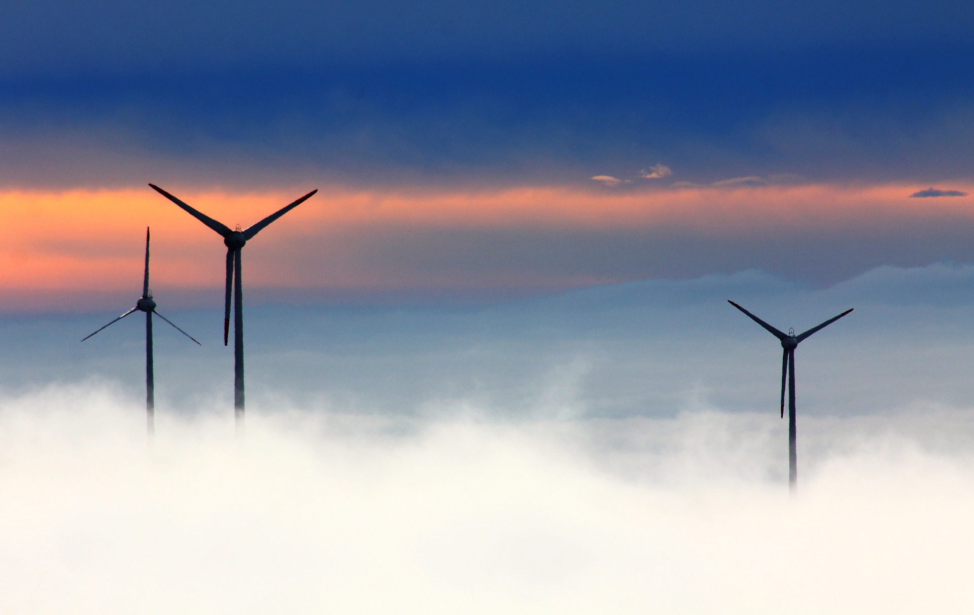 Kuntien päättäjät haluavat jatkaa uusiutuvan energian tukemista. Kuva: Pixabay
