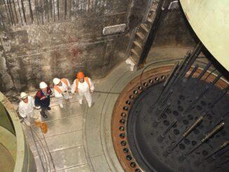 reaktorin ydin